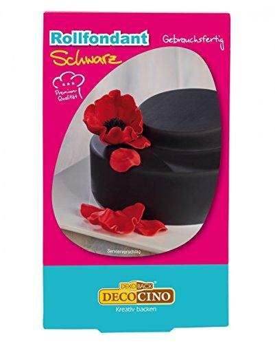 fandant zum dekorieren von Gothic-Torten & Halloween-Kuchen (Halloween-torte)