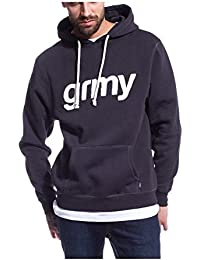SUDADERA GRIMEY THE LUCY PEARL HOODIE FW17 BLACK