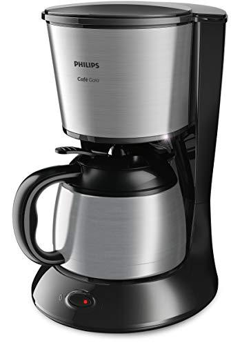 Philips HD7542/20 Gaia Therm Kompakt Filterkaffeemaschine mit Thermo-Kanne