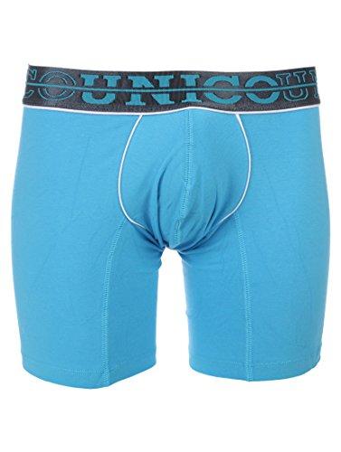 Mundo Unico Herren Boxershort blau blau Medium Gr. M, blau (Brief Boy Rib)