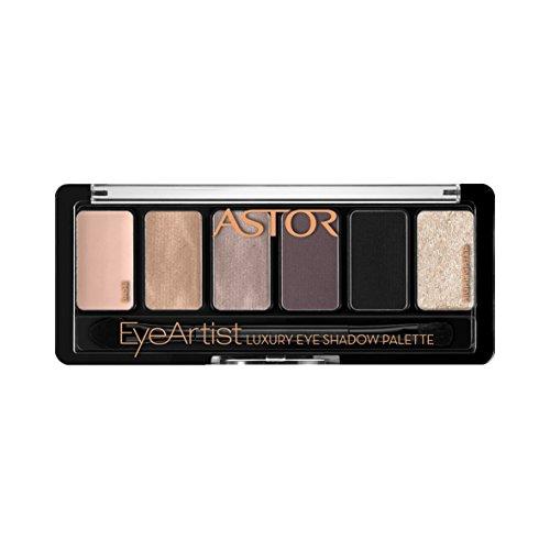 Astor EyeArtist Luxury Eye Shadow Palette, 300 Rosy Greys,1er Pack (1 x 6 g) -