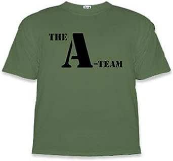 A-Team T-Shirt Green [Apparel]