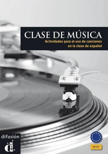 Clase de música - Libro + CD (Ele - Texto Español)