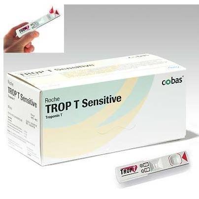 Trop T Sensitive mit Dosierpipetten (5 Tests)