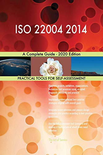ISO 22004 2014 A Complete Guide - 2020 Edition (English Edition ...