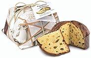 Panettone Antico di Fraccaro Spumadoro - Dolce Natalizio, Prodotto Dolciario da Forno a Lievitazione Naturale,
