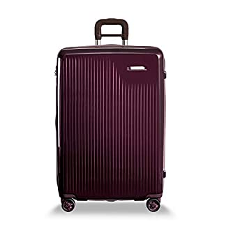 Briggs & Riley Sympatico Large Expandable Spinner Maleta 76 Centimeters 147.5 Morado (Plum)