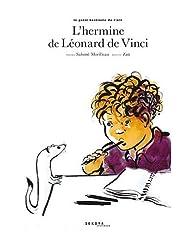 L'hermine de Léonard de Vinci par Zaü