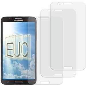 3 x Displayschutzfolie klar/wie unsichtbar für Samsung Galaxy CORE Plus SM-G350