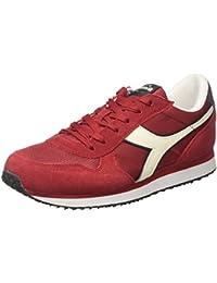 Diadora 170476 C6665 - Zapatillas para hombre rojo Size: 45