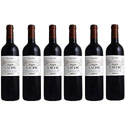 MADAME DE LAUJAC - 2017-6 bouteilles - Grand Vin Rouge de Bordeaux Médoc - AOP Médoc 2017