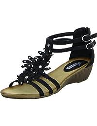 living Updated K1734-4 Damen Sandalette