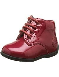 b32d74529 Amazon.es  botines rojos - Cordones   Zapatos para bebé   Zapatos ...