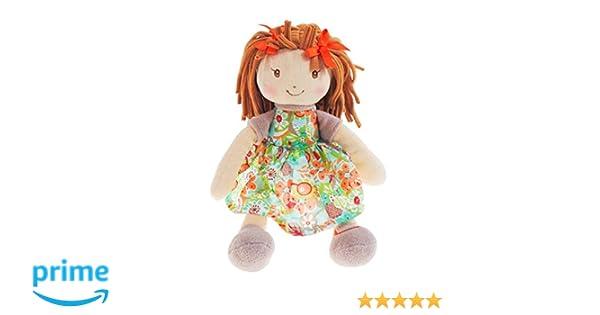 Bonikka 6600-3 Libby Lu Bambola in Stoffa 35 cm