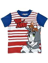 0843689a6 Tom et Jerry Camiseta - para bebé Niño