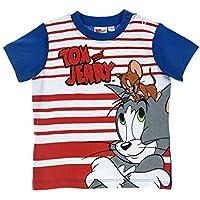 Tom /& Jerry T-Shirt Baby 62 68 74 80 86 92 kurzarm Shirt Sommer Junge