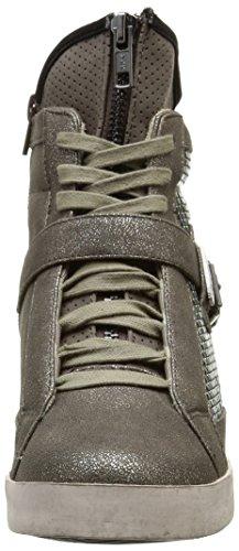Les Tropéziennes par M. Belarbi Calista, Sneakers Hautes femme Gris