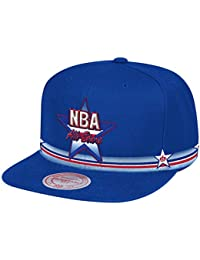 fe4be039e3425 Mitchell   Ness - Gorra de béisbol - para Hombre Azul Azul Talla única