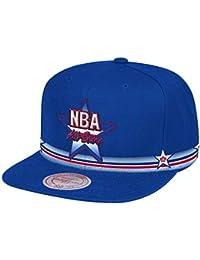 2a48f990ba817 Mitchell   Ness - Gorra de béisbol - para Hombre Azul Azul Talla única