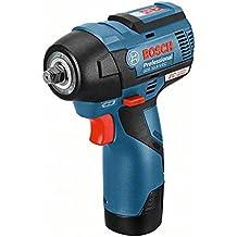 Bosch Professional, 06019E0100, GSR 10,8 V-CE chiave cordless impatto rotante, 2 x 2,5 Ah, 10,8 V, L-Boxx