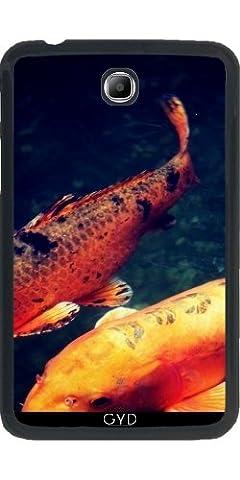 """Hülle für Samsung Galaxy Tab 3 P3200 - 7"""" - Koi by WonderfulDreamPicture"""