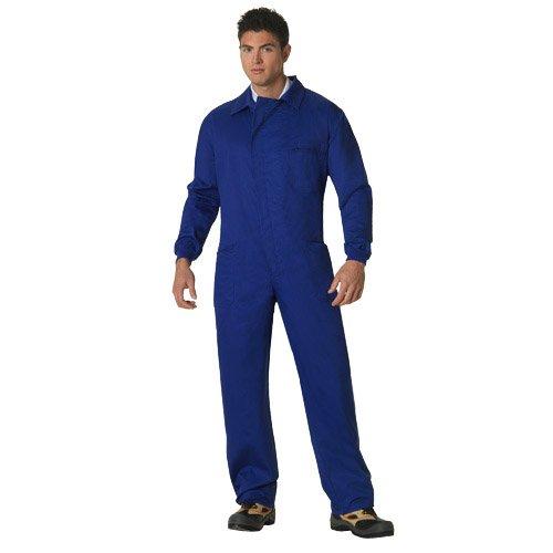 Wolfpack 15020825 Buzo Trabajo Wolfpack Azul Talla