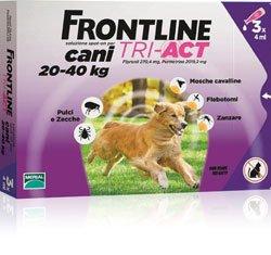 frontline-tri-act-antiparassitario-per-cani-da-20-a-40-kilogramm-contro-pulci-zecche-e-flebotomi