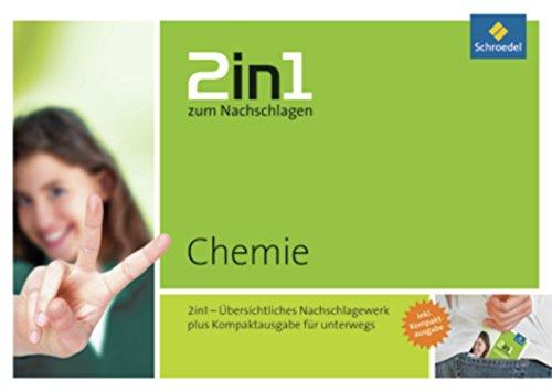 Preisvergleich Produktbild 2in1 zum Nachschlagen / Sekundarstufe: 2in1 zum Nachschlagen: Chemie
