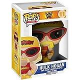 Funko - Estatuilla - WWE - Hulk Hogan Pop 10cm - 0849803039226