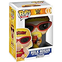 Funko Pop! - Figura de vinilo Hulk Hogan (3922)