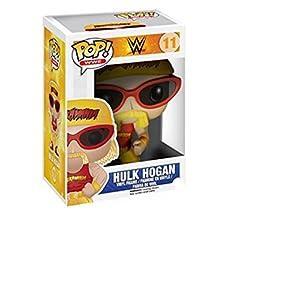 Funko POP Figura de vinilo Hulk Hogan 3922