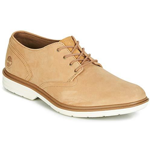 Timberland Sawyer Lane WP Oxford Derby-Schuhe & Richelieu Herren Beige - 41 - Derby-Schuhe Derby Lane