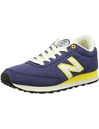 New Balance ML501BFR - Zapatillas unisex, color azul/amarillo
