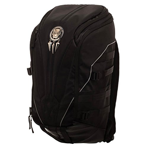 Marvel Black Panther Mixed Material Laptop Mochila