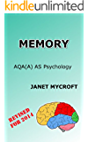 Memory: A Study Guide for AQA(A) AS Psychology