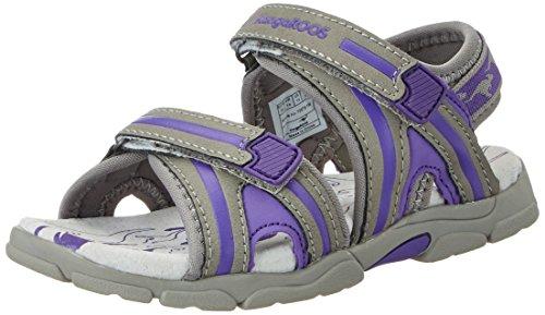 KangaROOS Corgi II, Sandales Compensées Fille