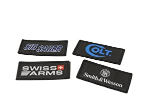Swiss Arms Kit de 4 patch S&W/Colt/Sig Sauer/Swiss Arms