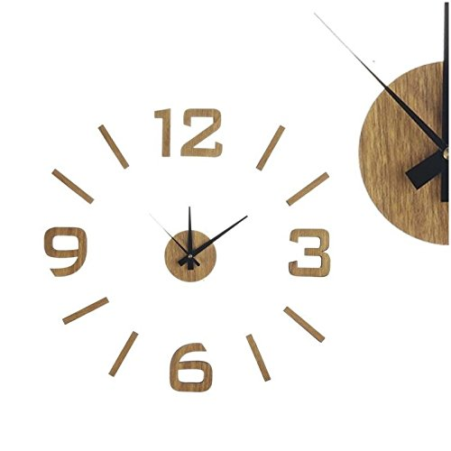 reloj-de-pared-adhesivo-madera-clara