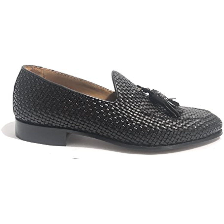 BEN.TER BEN.TER BEN.TER (chaussures artigianali) Mocassins pour Homme Noir Ebano - B07HHM2CQC - 23a9ba