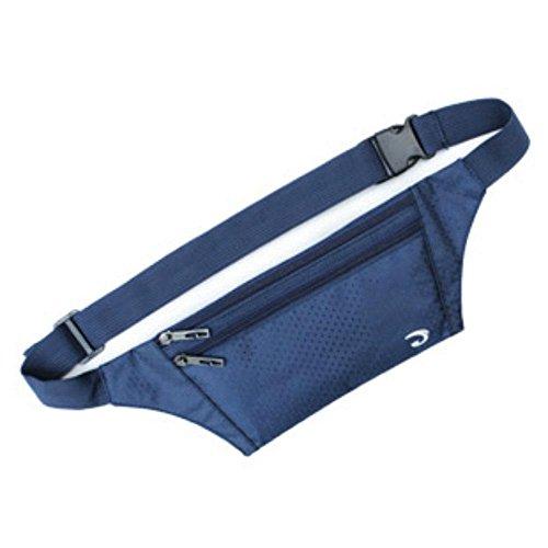 BUSL Taschen unsichtbare Sicherheits Männer im Freien Reisedokument. Handy-Paket läuft Nähe Sportpaket d