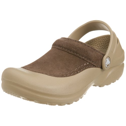 Crocs Troika Black, Comfy clog ideal for the winter months Khaki/Chocolate