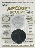 Apoxie Sculpt 1/4 Lb. Super White by Aves