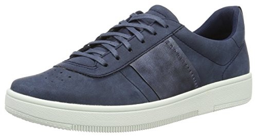 ESPRIT Damen Desire Lace up Sneakers, Blau (400 Navy), 38 EU