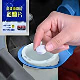 TAOtTAO 15Pcs/20Pcs Auto Car Windshield Glass Wash Cleaning Concentrated Effervescent Tablets (B)
