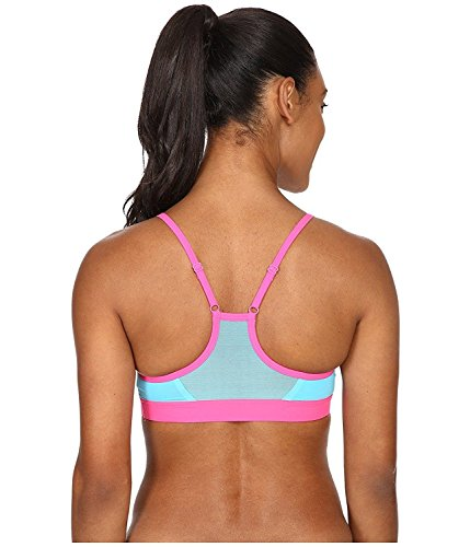 Nike Damen Sport BH Pro Indy Omega Blue