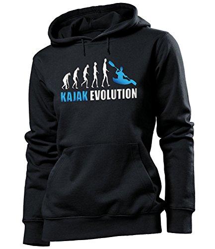 KAJAK EVOLUTION 619(FKP-SW-Weiss-Blau) Gr. S