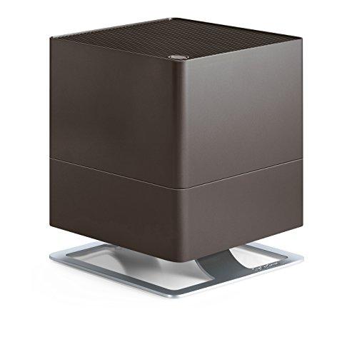 Stadler Form Design Luftbefeuchter Oskar [Verdunster, mit integriertem Hygrostat, Raumgröße bis 50m²], bronze