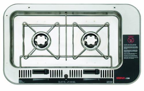 Preisvergleich Produktbild DOMETIC 9103303890 ORIGO 4100 2-Flammiger Spiritus-Einbaukocher
