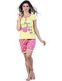 New Darling Womens Shorty Set ND 1021