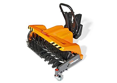 Rolly Toys rollySweepy (für RollyToys Fahrzeuge mit Frontanhängekupplung, für Kinder ab 3 Jahre) 409723